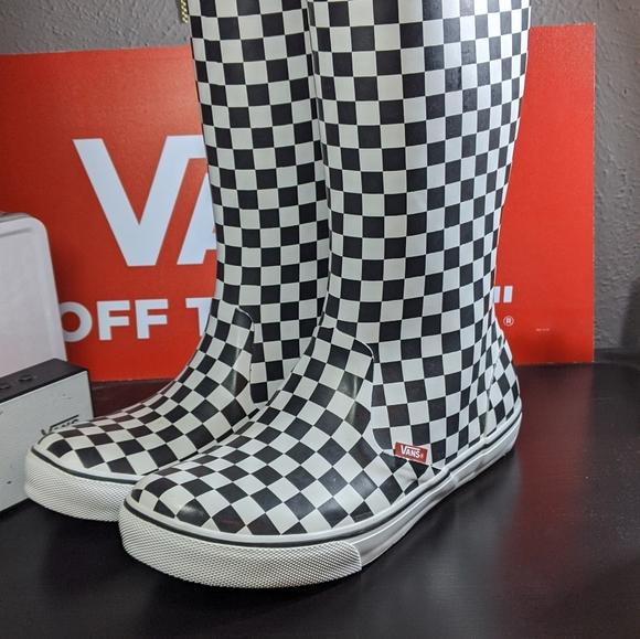 Vans Shoes | Vans Rain Boots | Poshmark